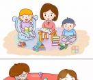 7张漫画惊醒无数父母!教育若只靠老师,那就真的是耽误孩子了!