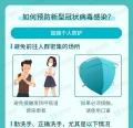 北京市疾控中心教你如何预防新型冠状病毒感染!