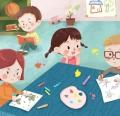 《儿童好习惯养成标准表》,建议家长人手一份!